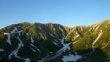03-立山連峰の夕焼け